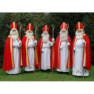 Chlausengruppe Pfarrei Guthirt Aarburg