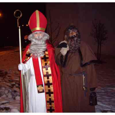 St.Niklaus Gruppe Hombrechtikon