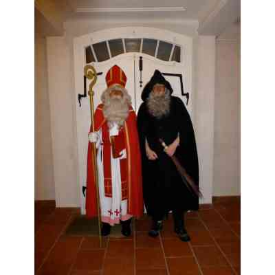 Chläuse St. Nikolaus Frauenfeld