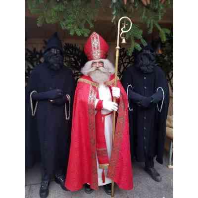 Bischof Etzel-Samichlaus