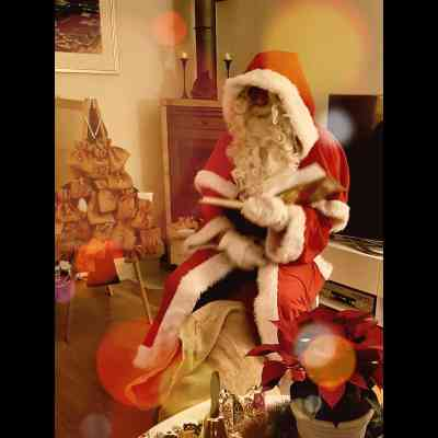 Santa Claus Bottmingen